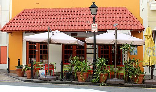 Cafe Puerto Rico Old San Juan Horario